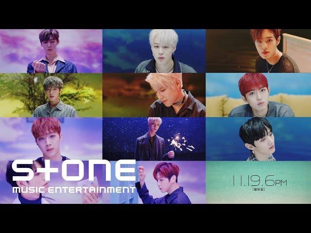 Wanna One (워너원) - '봄바람' M/V Teaser