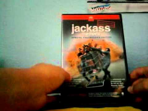 DvD Update [ Jackass 1+2 ]