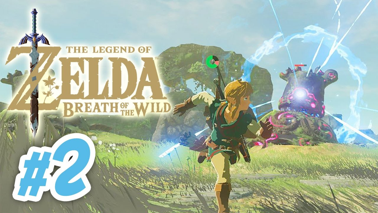 早期禦寒服獲取方法 #2 薩爾達傳說: 荒野之息 The Legend of Zelda Breath of the Wild (Switch 英文字幕) - YouTube