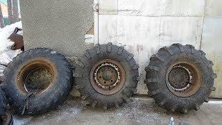 як зробити колеса ободриші