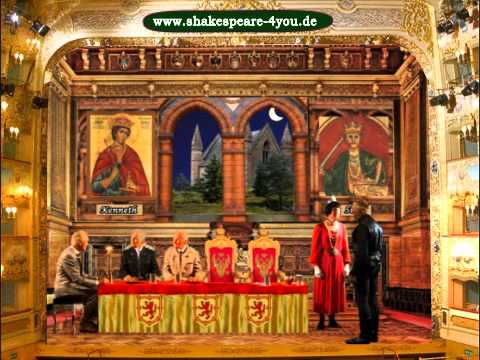 macbeth banquet scene Macbeth: banquet scene the banquet scene in macbeth is one of the most moving scenes and so far as the tragedy of macbeth' is concerned, it is tremendous in impact and intensity, dramatic in impact.