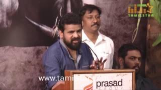 Santhana Devan Movie First Look Launch