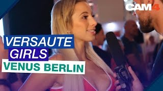 VERSAUTE GIRLS auf der Sex Messe -Venus Berlin 2018