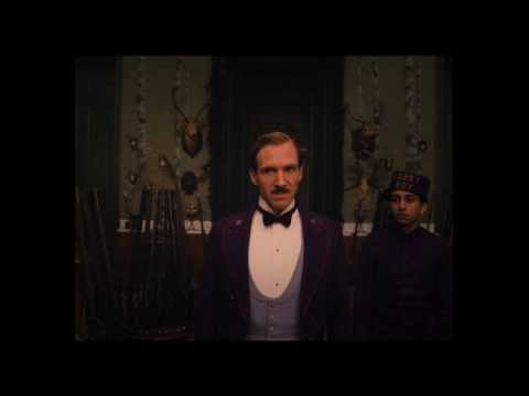 """THE GRAND BUDAPEST HOTEL: """"He's a Conceirge!"""""""