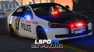 LSPDFR - Day 328 - Caprice PPV (Live Stream)