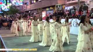 4/5/2010 - Gran Parada-Desfile del Bando Cristiano en Caravaca de la Cruz(Gran Vía-Juan Carlos I)
