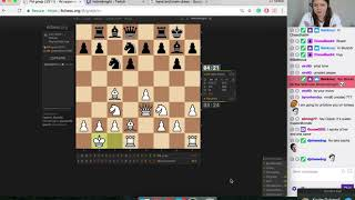 Hand and Brain chess on lichess.org with FM VABORIS