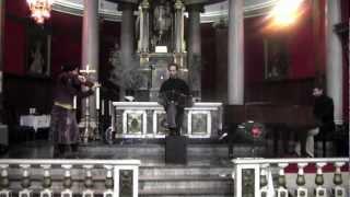 Prisma - Romance del Diablo (Piazzolla) - Rehearsal Barcelona 12-12...