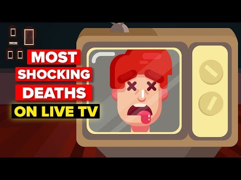 Most Shocking Deaths Caught On  TV