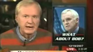 Unearthed: Chris Matthews Reports Obama Born In Indonesia And Has Islamic Background