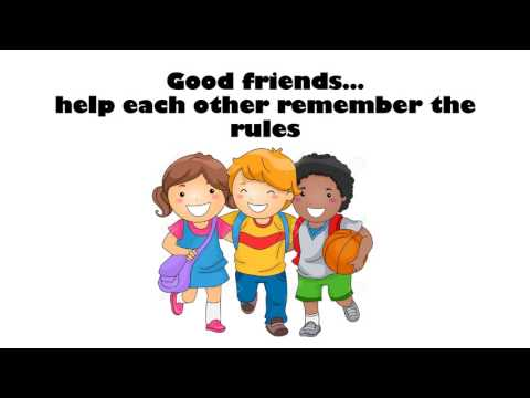 Elementary How to be a Good Friend