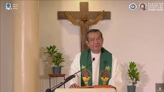 10:00 AM  Holy Mass w/ Fr Jerry Orbos SVD - October 11, 2020,  28th Sunday in Ordinary Time