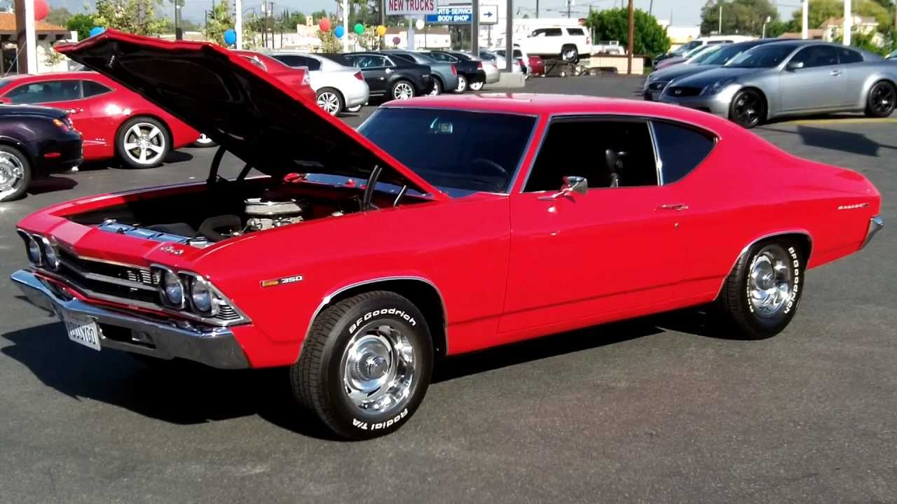 $20 For a Chance To Win This 69 Chevelle Malibu, Sammy Maloof, To Feed the  Hungry in Los Angeles