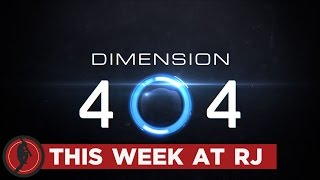 Enter Dimension 404