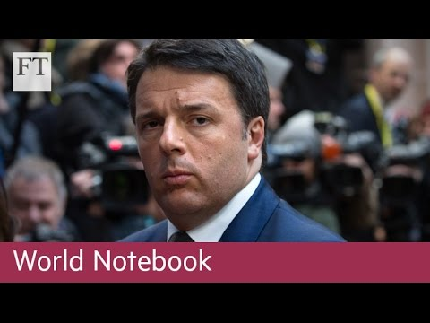 Why the Italian referendum matters | World Notebook