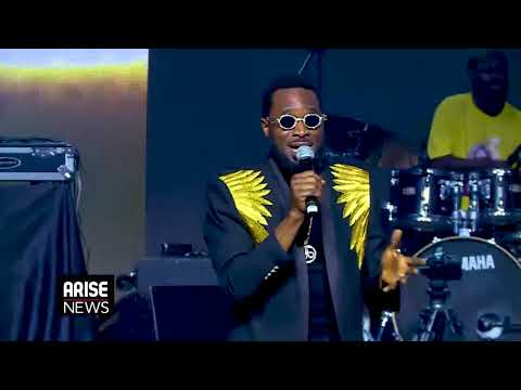 D'Banj's Performance at THISDAY/ARISE Group's Global Virtual Commemoration - Nigeria @ 60