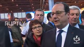 France  No guns, no mass shootings in France   Hollande hits back at Trump