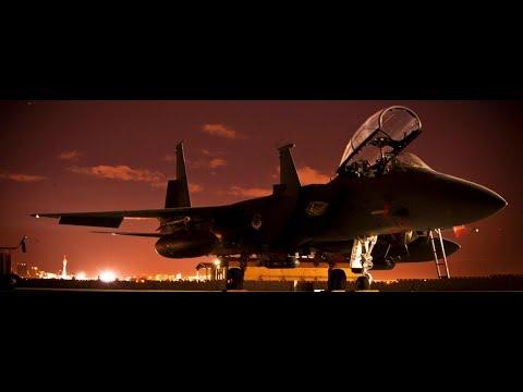 Hot Summer Evening over Las Vegas - DCS NTTR 2.1 Lighting Test