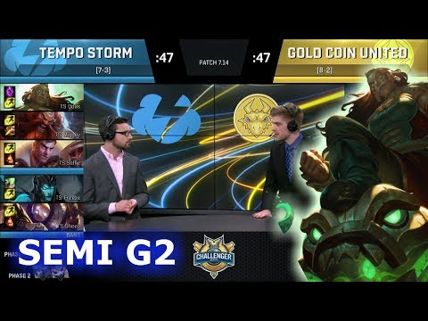 Gold Coin United vs Tempo Storm Game 2 | Semi Finals S7 NA C