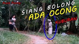 Kompilasi Prank Pocong 75 Siang Hari Ada Ocong #videolucu #indonesia #prankpocong