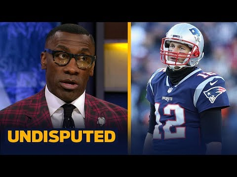 Skip and Shannon disagree on Tom Brady and the Patriots' dynasty coming to an end | NFL | UNDISPUTED