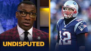 Skip and Shannon disagree on Tom Brady and the Patriots\' dynasty coming to an end | NFL | UNDISPUTED