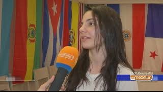 Florencia Fernández es una de las mejores ajedrecistas de América [Noticias] - Telemedellín