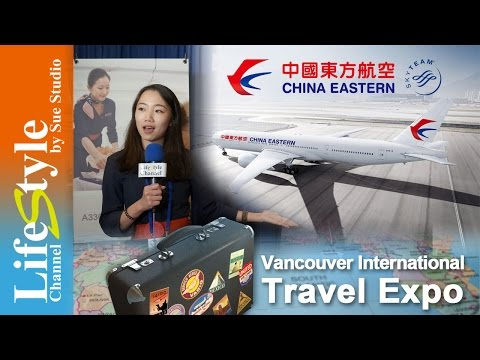 China Eastern Airlines on LifeStyle Channel