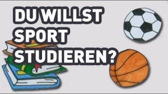 Sportstudium - Ein Überblick