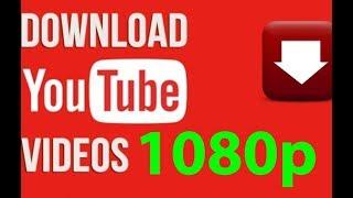 Как скачать видео с YouTube в разрешении 1080p со звуком