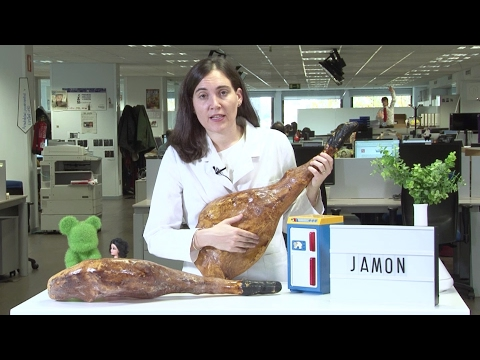 El jamón en el embarazo