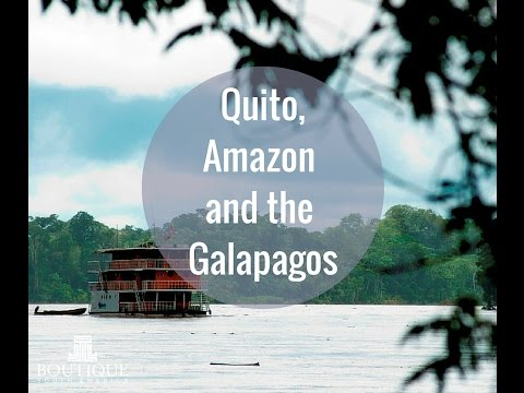 Quito, Amazon & Galapagos - Ecuador Tour with Boutique South