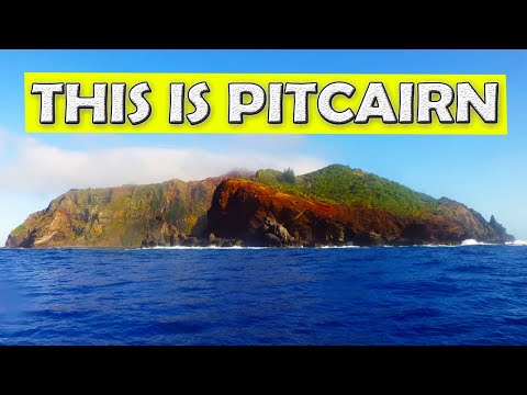 7 Facts about the Pitcairn Islands