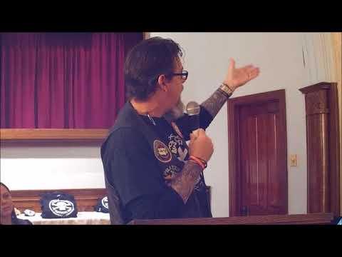 Human Trafficking Seminar (Part 1) // Nebraska City