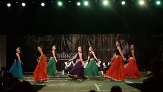 insignia performing at vivacity 17 a surreal symphony   lnmiit jaipur