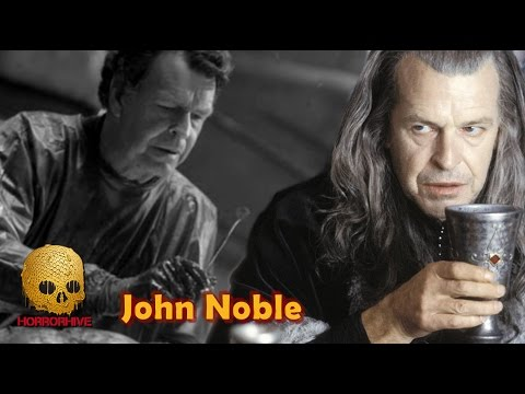 Fringe  John Noble    HorrorHound Weekend