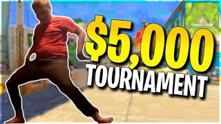 Fortnite Saturday Tournament! | 2 MIN DELAY | #1 Ranked PE Teacher (Fortnite Battle Royale)