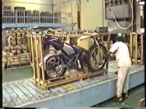 HDA マナウス工場 (Moto Honda da Amazonia Ltda. Fabrica de Manaus)