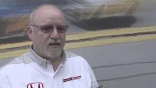 HPDs Race Team Leader Allen Miller Post Rolex 24