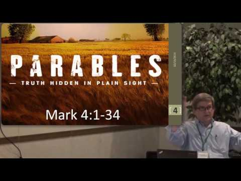The Gospel According to Mark -  Chapter 4, Verses 21-34