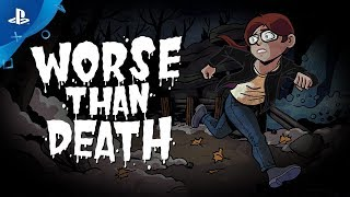 Worse Than Death - Launch Trailer | PS4