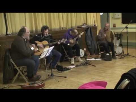 Gary Slibert and Friends Fund raising concert Saxmundham Suffolk UK