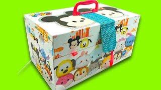Игровой набор цум цум, коробка активностей для детей