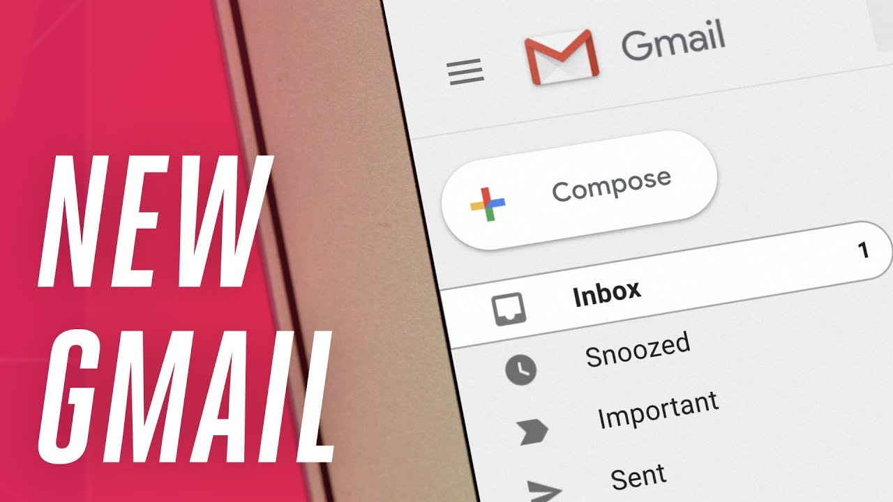 New gmail design first look youtube new gmail design first look stopboris Images