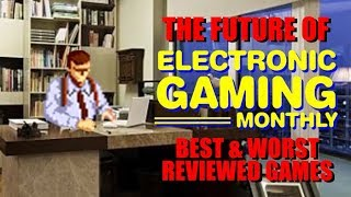 Announcement: The Future of Electronic Gaming Monthly