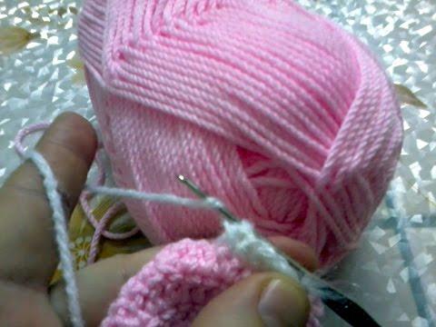 Şapka Modelinin Yapılışı (Arttırmalı Trabzan Örgü ) , Canım Anne