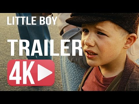 Little Boy Official Trailer 2015 4K   HD Poster