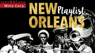 New Orleans Playlist - Street Music & Best Of
