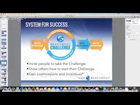 Getting Paid to get Fit & Help Others - Webinar Replay