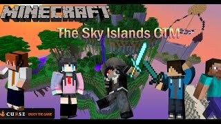 minecraft map the sky islands ctm ft kodometan ij froster zeroz bel part 5 เกาะใหม ฮาร ดคอกว าเด ม